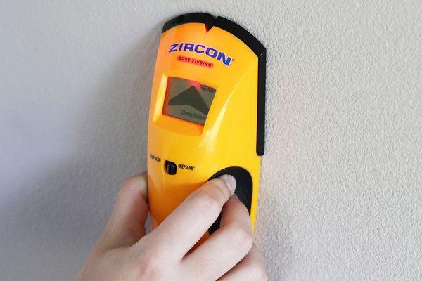 Zircon StudSensor e50 Electronic Wall Scanner
