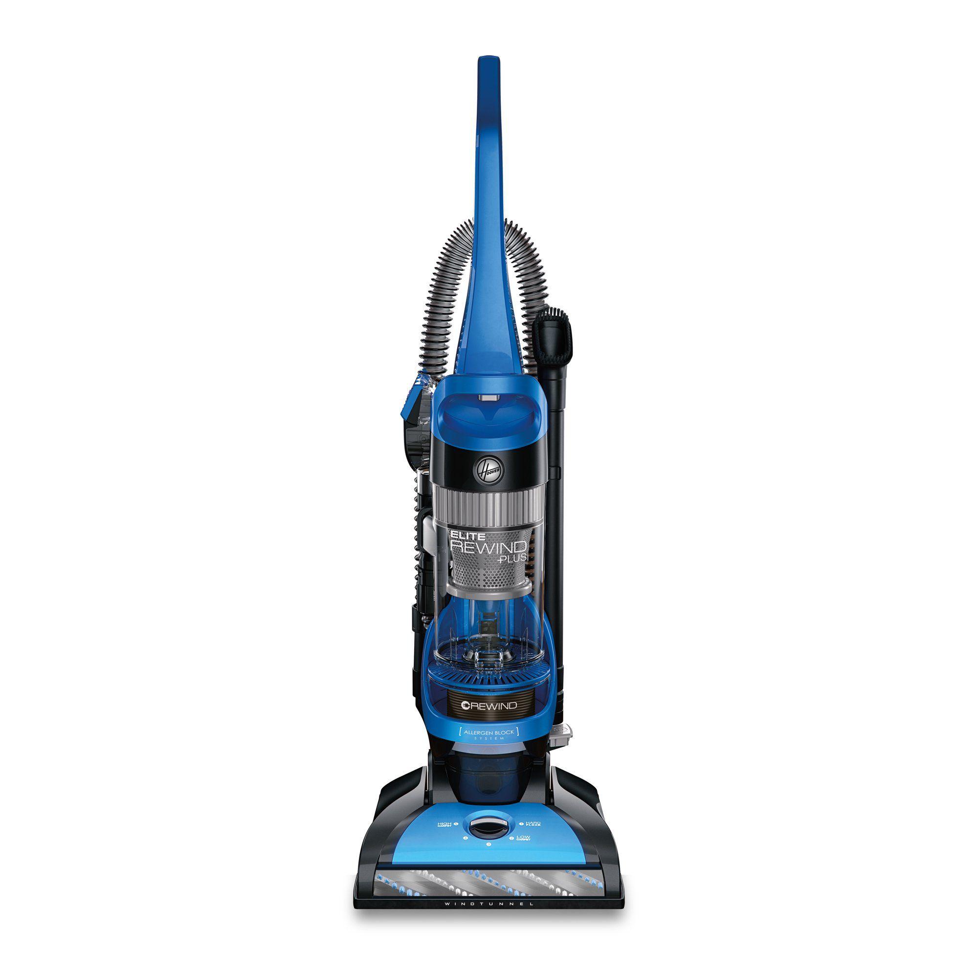Hoover Elite Rewind Plus Upright Vacuum Cleaner
