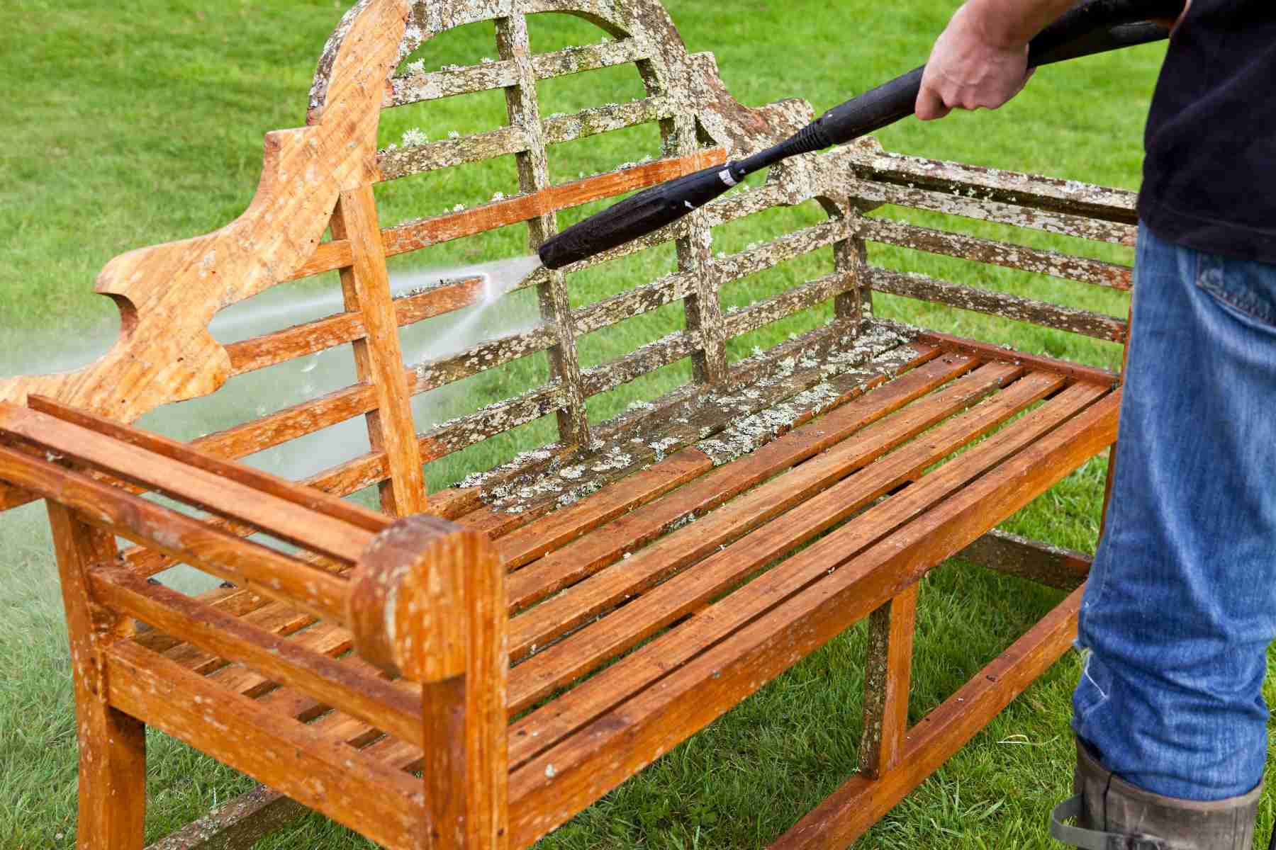 Magnificent How To Clean And Care For Wood Garden Furniture Caraccident5 Cool Chair Designs And Ideas Caraccident5Info