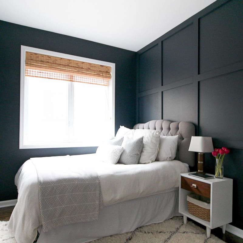 10 Best Blue Paint Colors For The Bedroom, Best Bedding For Blue Walls