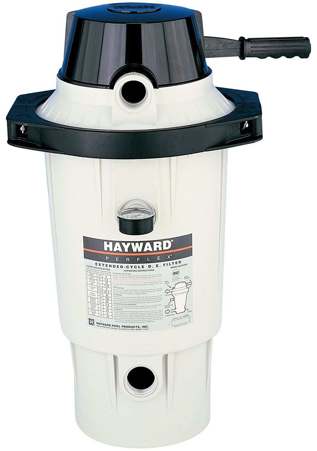 What Is A De Pool Filter