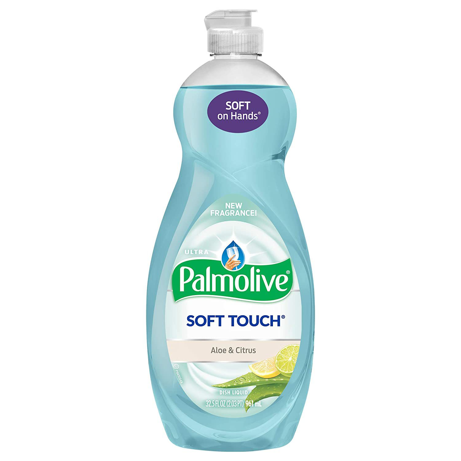 Palmolive Soft Touch Concentrated Dish Washing Liquid