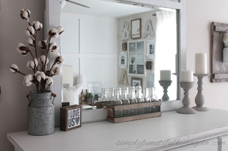 49 Decorating Ideas For Farmhouse Style