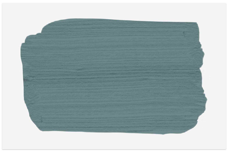 Aegean Teal paint swatch from Benjamin Moore