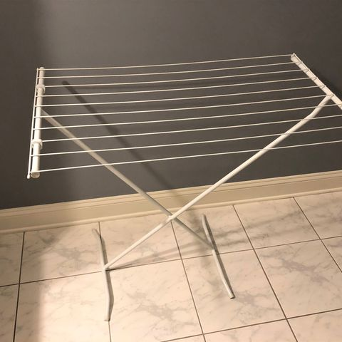 Honey Can Do Metal Folding Drying Rack Review Basic And Budget Friendly