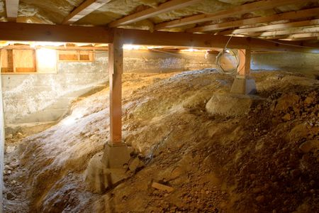 How to Assess and Correct Water Problems in a Crawl Space