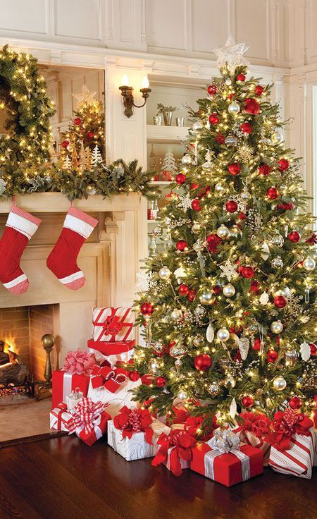 everything you need to decorate your christmas tree