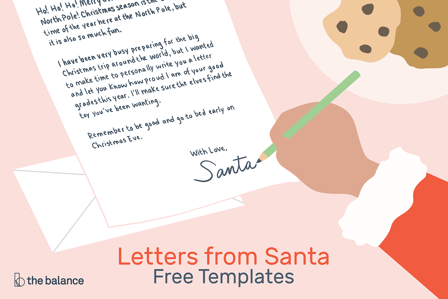 11 free letters from santa claus to your child how the letter from santa will be customized for your child spiritdancerdesigns Images