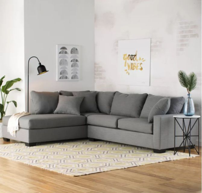 Best Holiday Deal Save 41 On Mercury Row Loukianos Sectional
