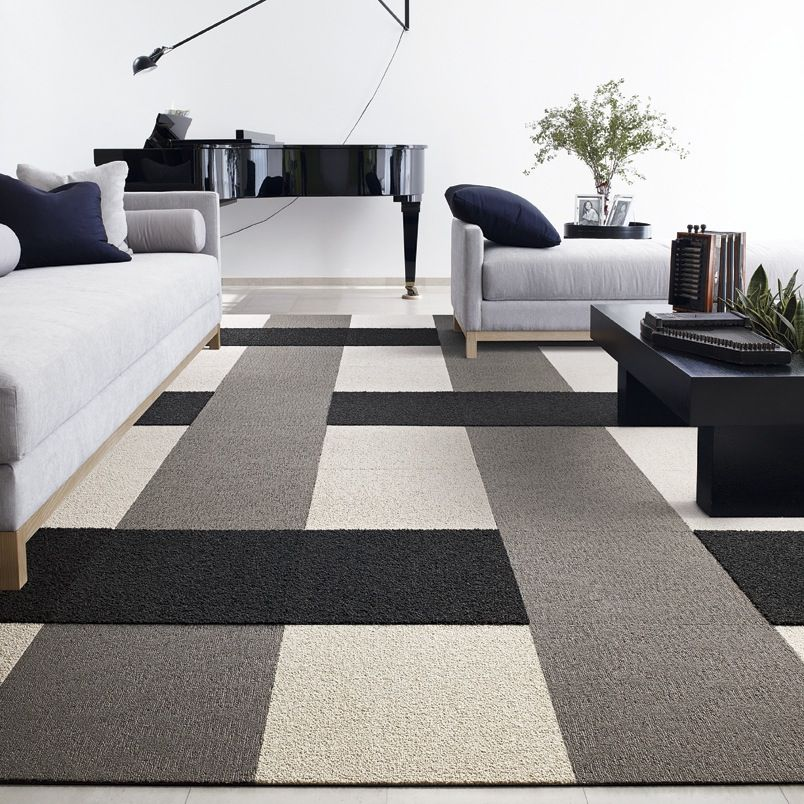 All About Carpet Tiles