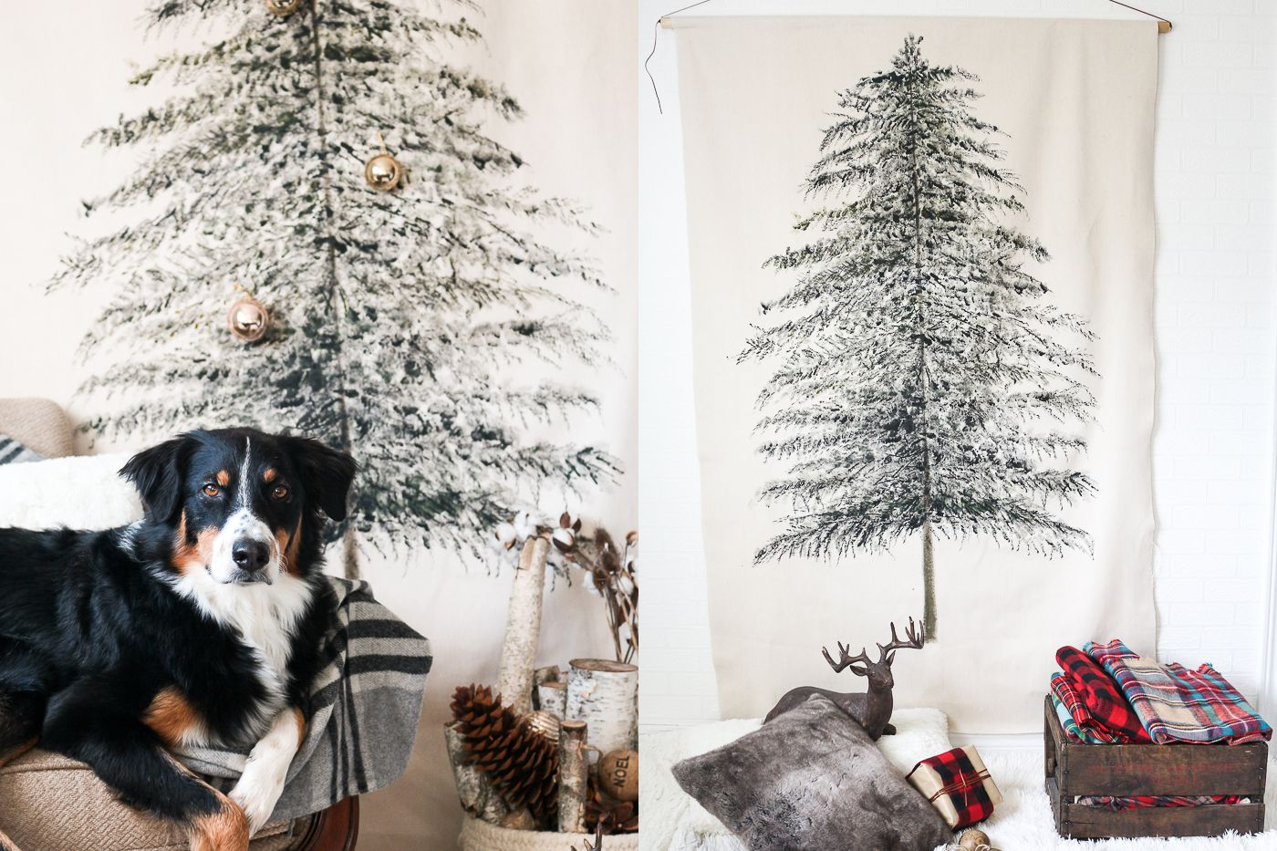 17 christmas decorating ideas for small spaces - Christmas Decorations For Small Spaces