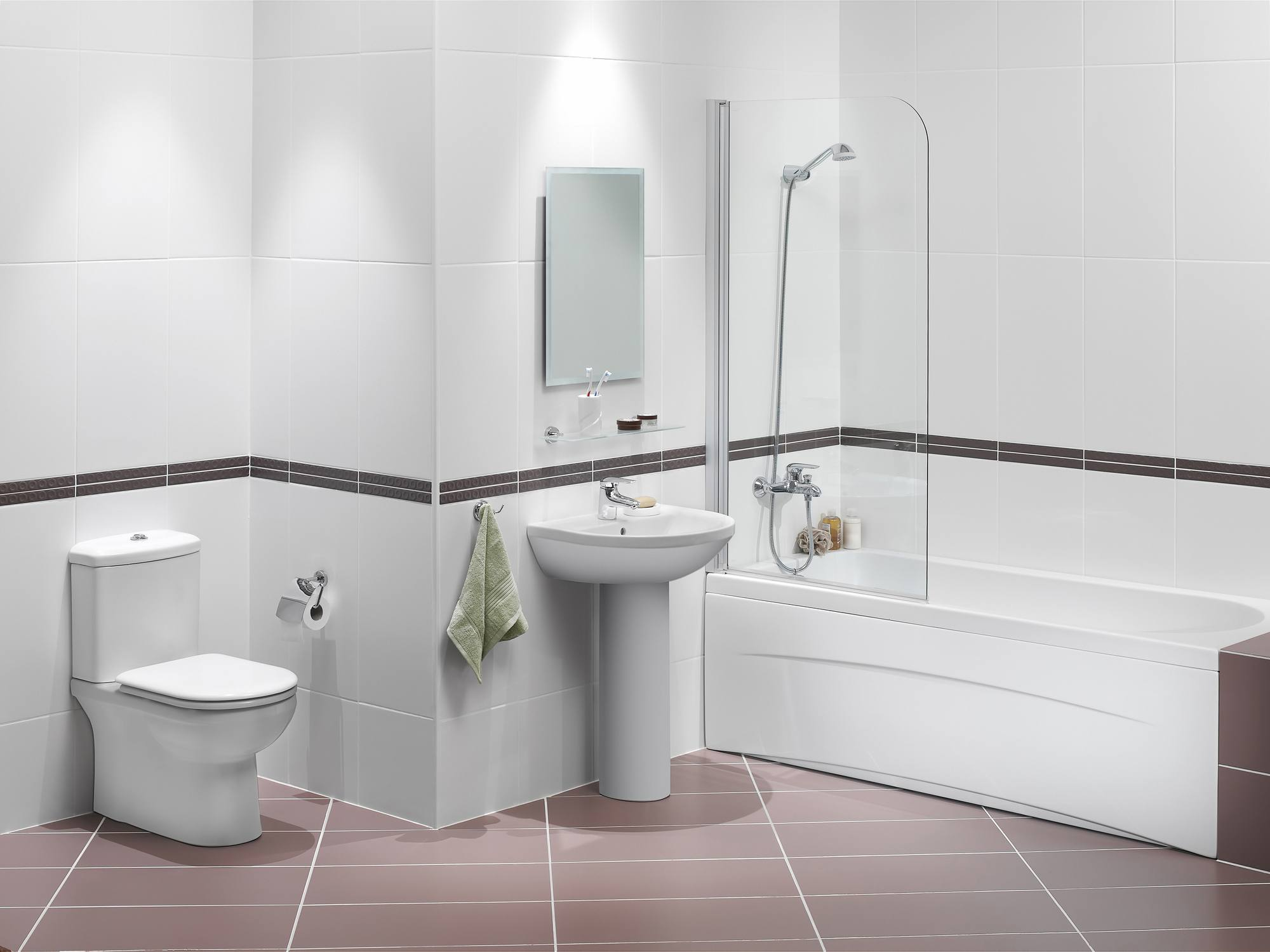 Diagonal Floor Tile - Ideas and Inspiration