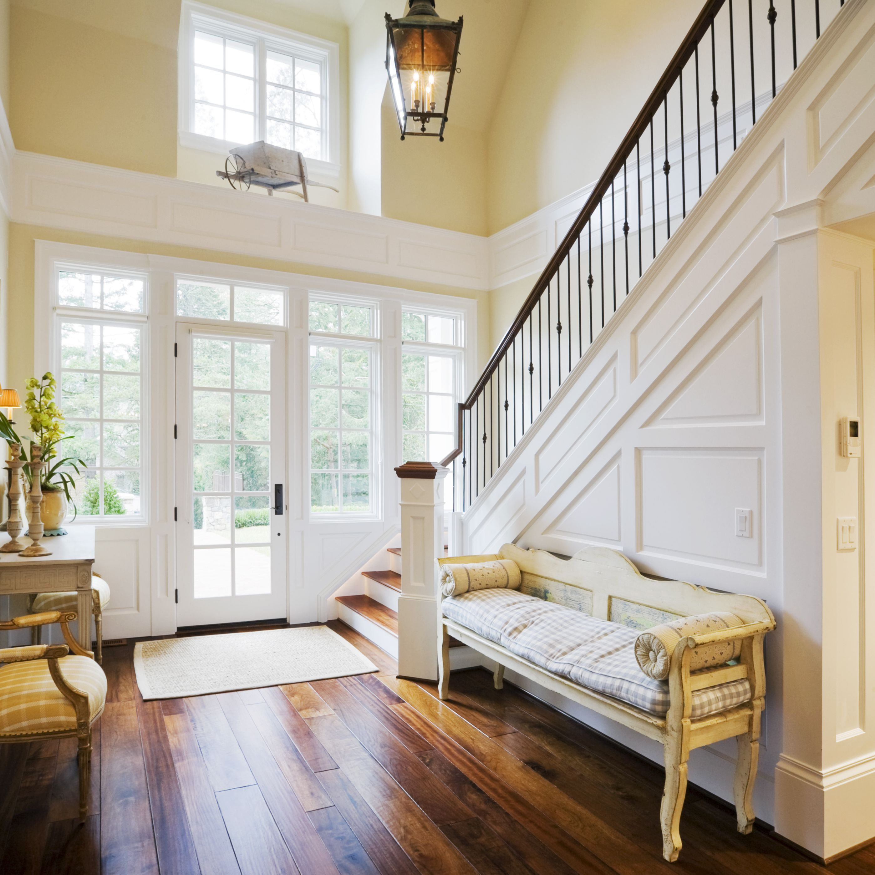 Decorating A Foyer Essential Items You Ll Need