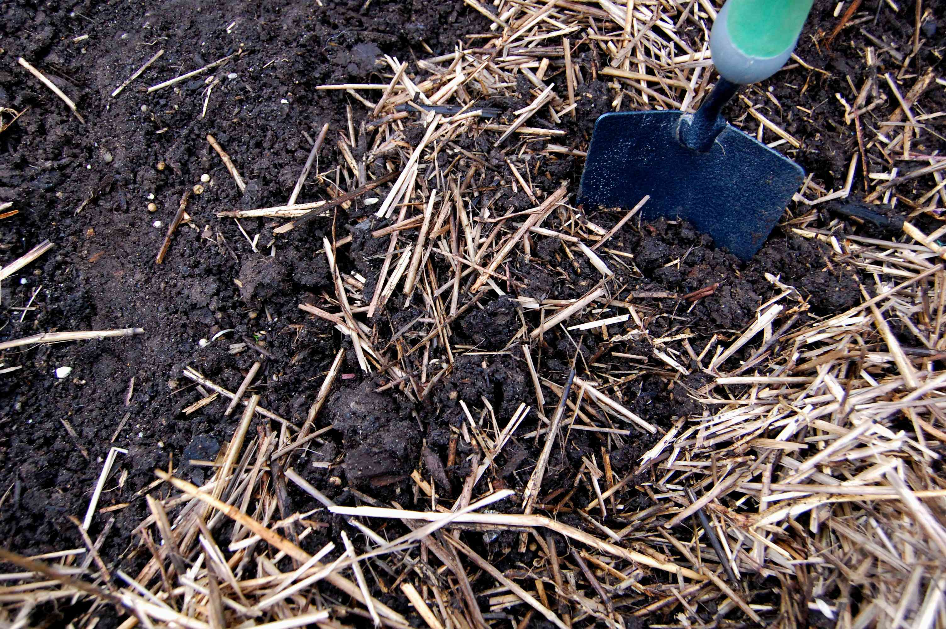 creating loamy soil