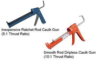How to Choose the Best Caulk Gun