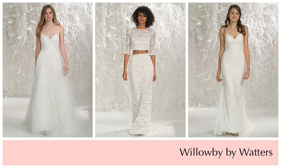Vestidos de novia Willowby by Watters