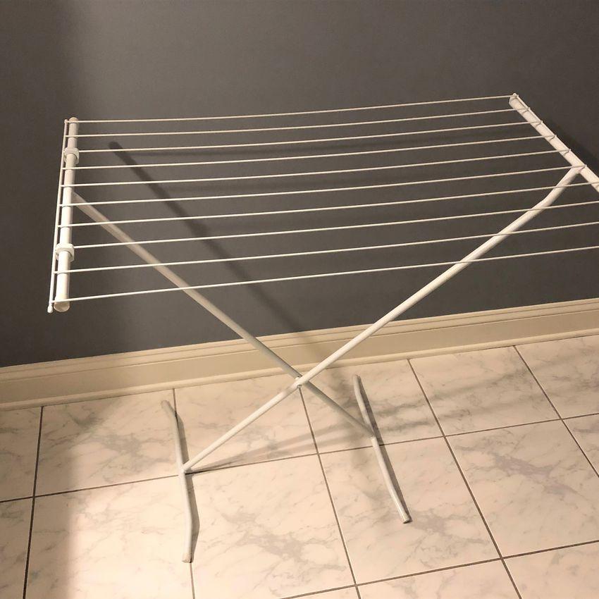Honey-Can-Do Metal Folding Drying Rack