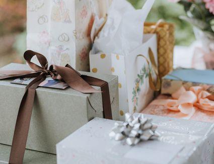 bridal shower gifts