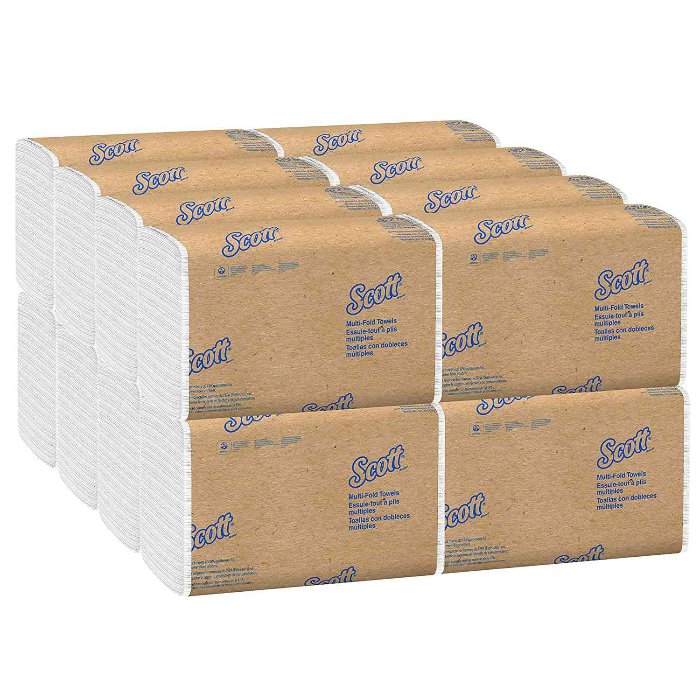 Scott Essential Multifold Paper Towels