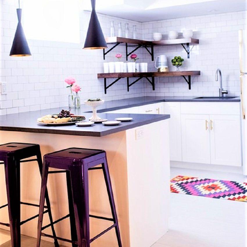 Stunning Basement Kitchen Remodel