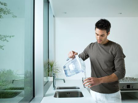 when to change your home water filter