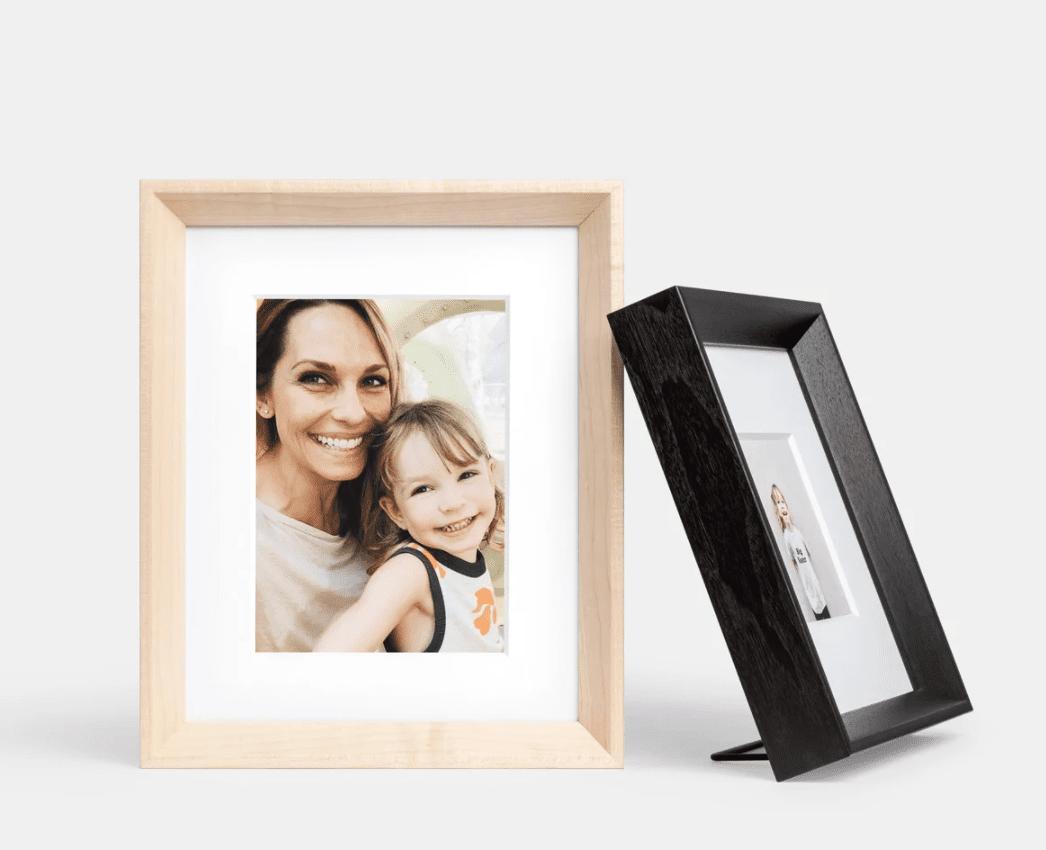 Wooden Tabletop Frame