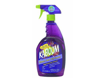 Kaboom Shower Tub And Tile Cleaner Review