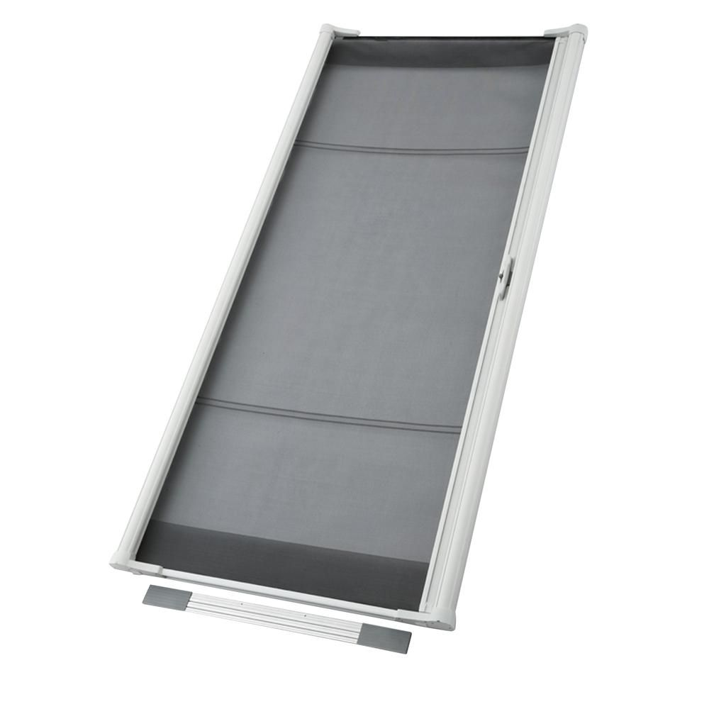ODL Brisa White Standard Retractable Screen Door