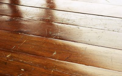 How To Repair Scratched Hardwood Floors