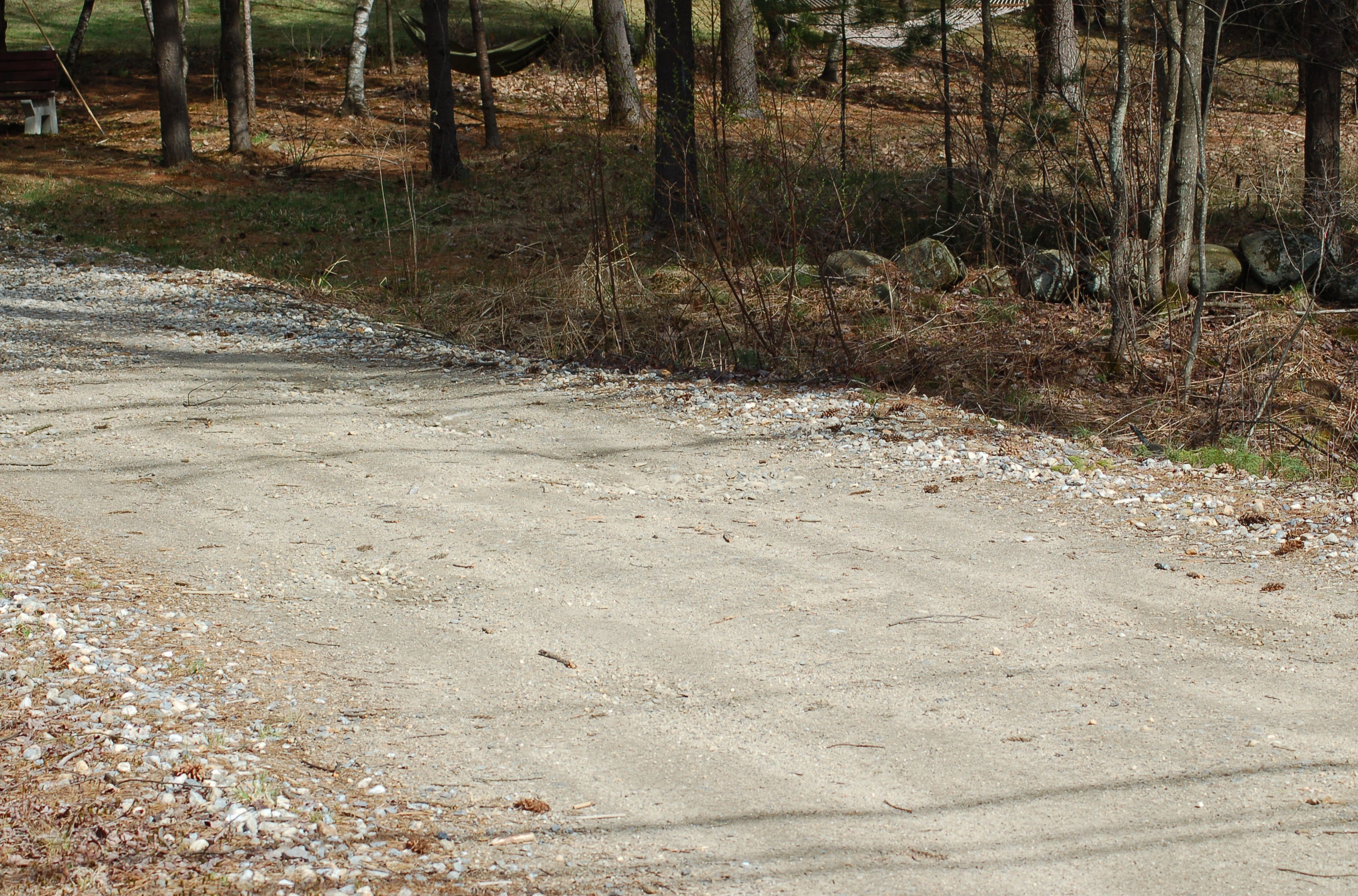 Crushed Gravel As A Driveway Material