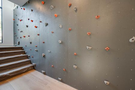 Creative home gyms ideas