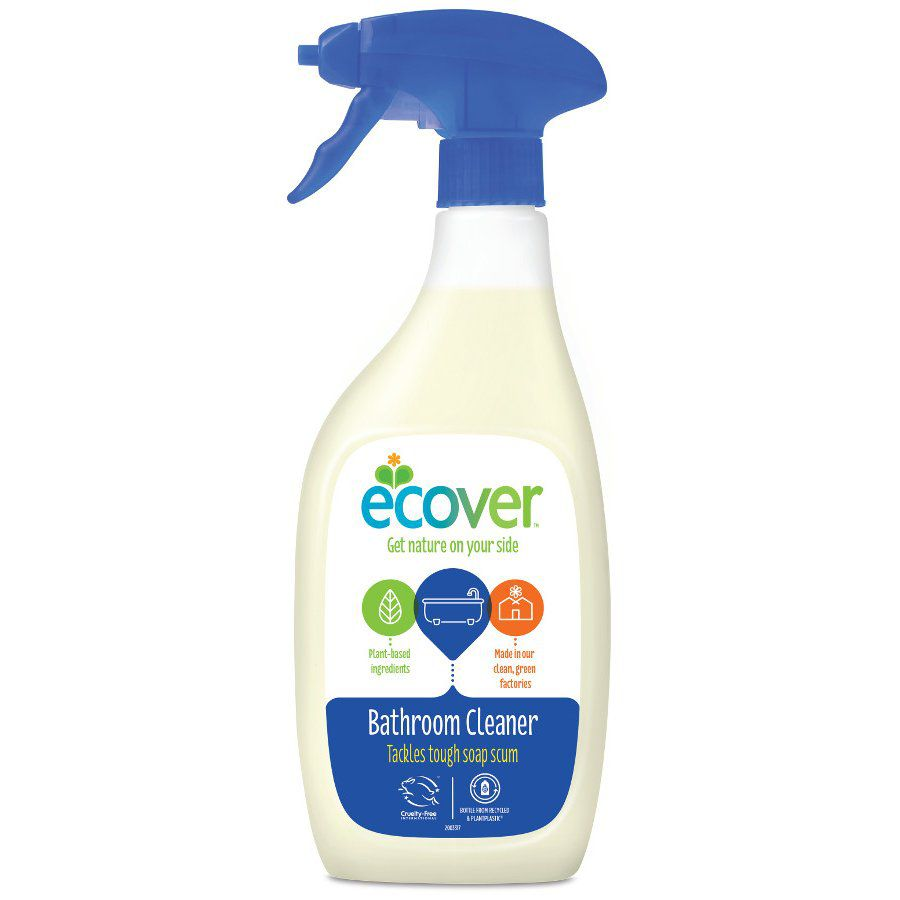 The Top EcoFriendly Bathroom Cleaners - Household bathroom cleaners