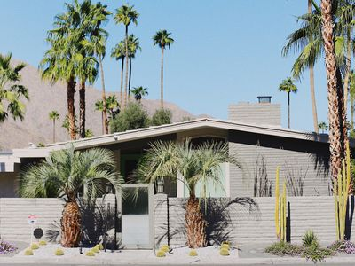 Ranch-style home in Palm Springs