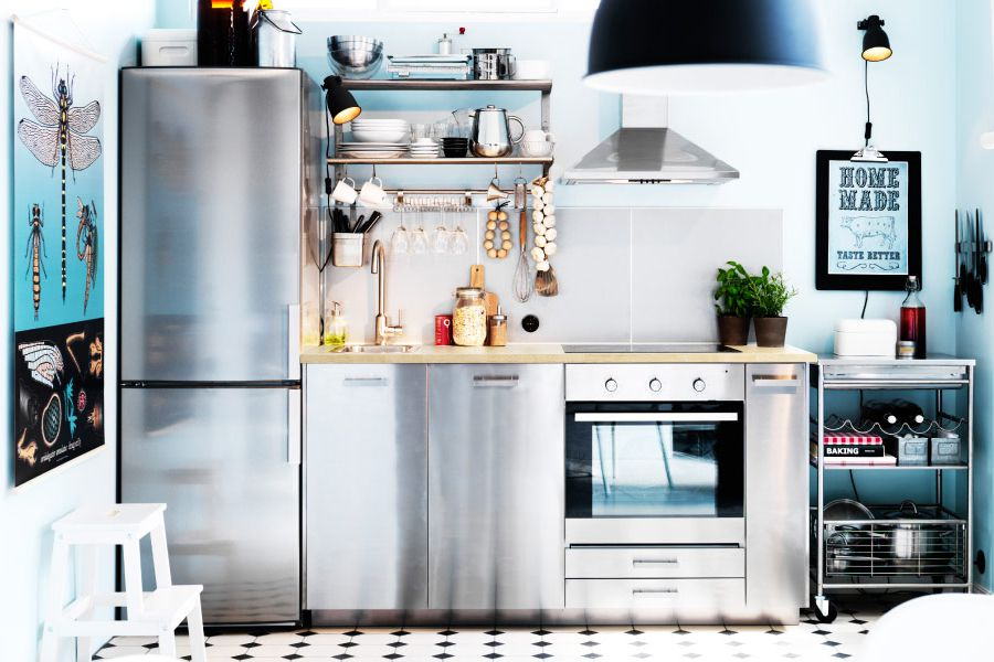 How To Make Your Small Kitchen More Functional