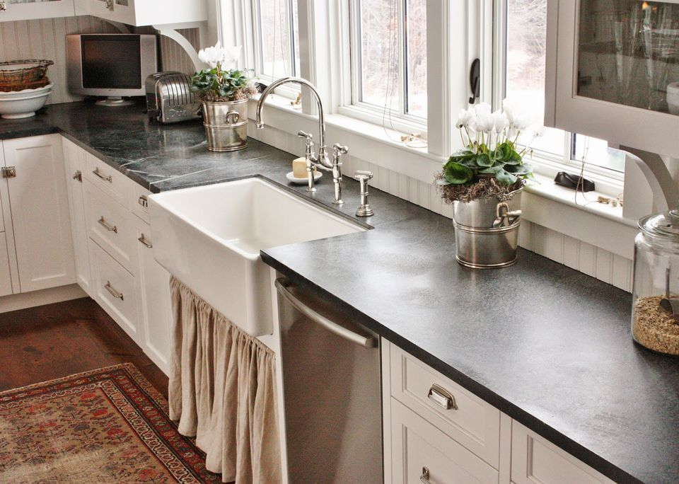 14 Soapstone Countertops to Inspire Your Kitchen Design on kitchen islands for kitchens, cabinets for kitchens, sinks for kitchens, granite backsplash for kitchens, fireplaces for kitchens, hardwood for kitchens, natural granite for kitchens, decorative wall tiles for kitchens, painting for kitchens, rubber flooring for kitchens, terracotta tiles for kitchens, laminate flooring for kitchens, flooring options for kitchens, remodeling for kitchens, designs for kitchens, greenhouse windows for kitchens, best carpet for kitchens, granite tops for kitchens, backsplashes for kitchens, shades of blue for kitchens,