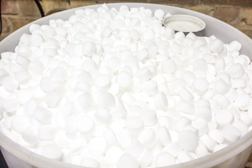 water softener tablets