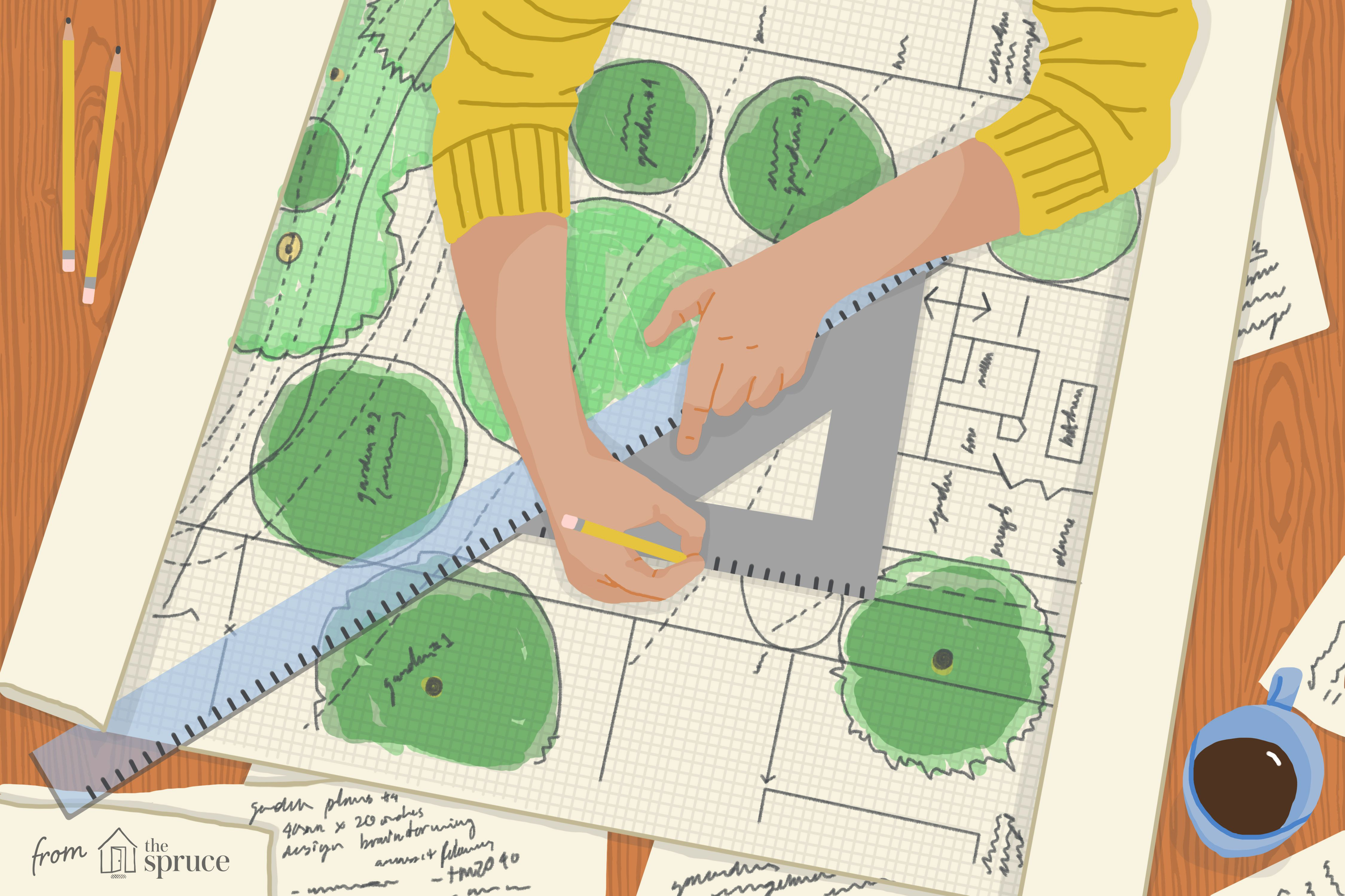 How to Draw Landscape Plans: Help for Beginning DIY'ers