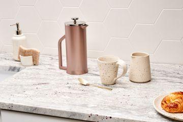 Granite kitchen countertop