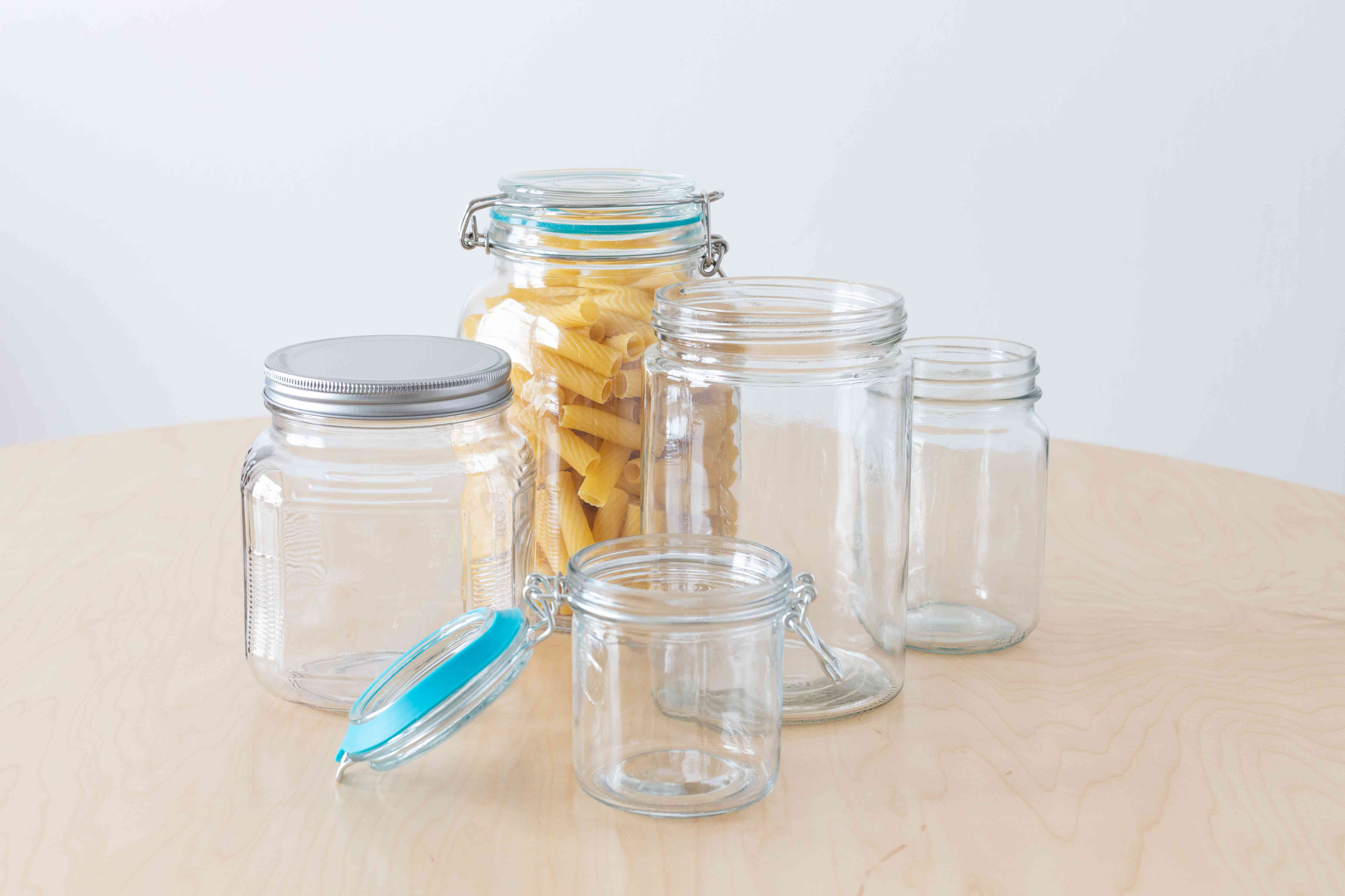 jars and canisters
