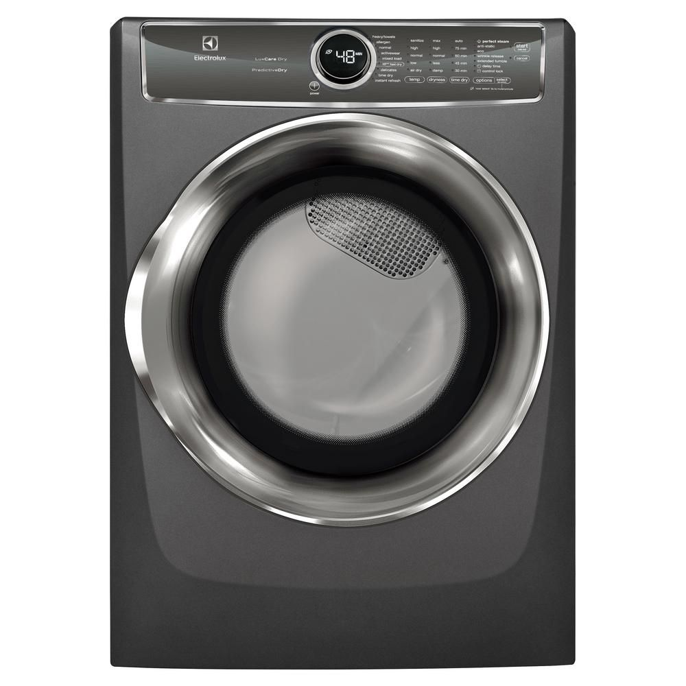 Electrolux Gas Dryer with Steam