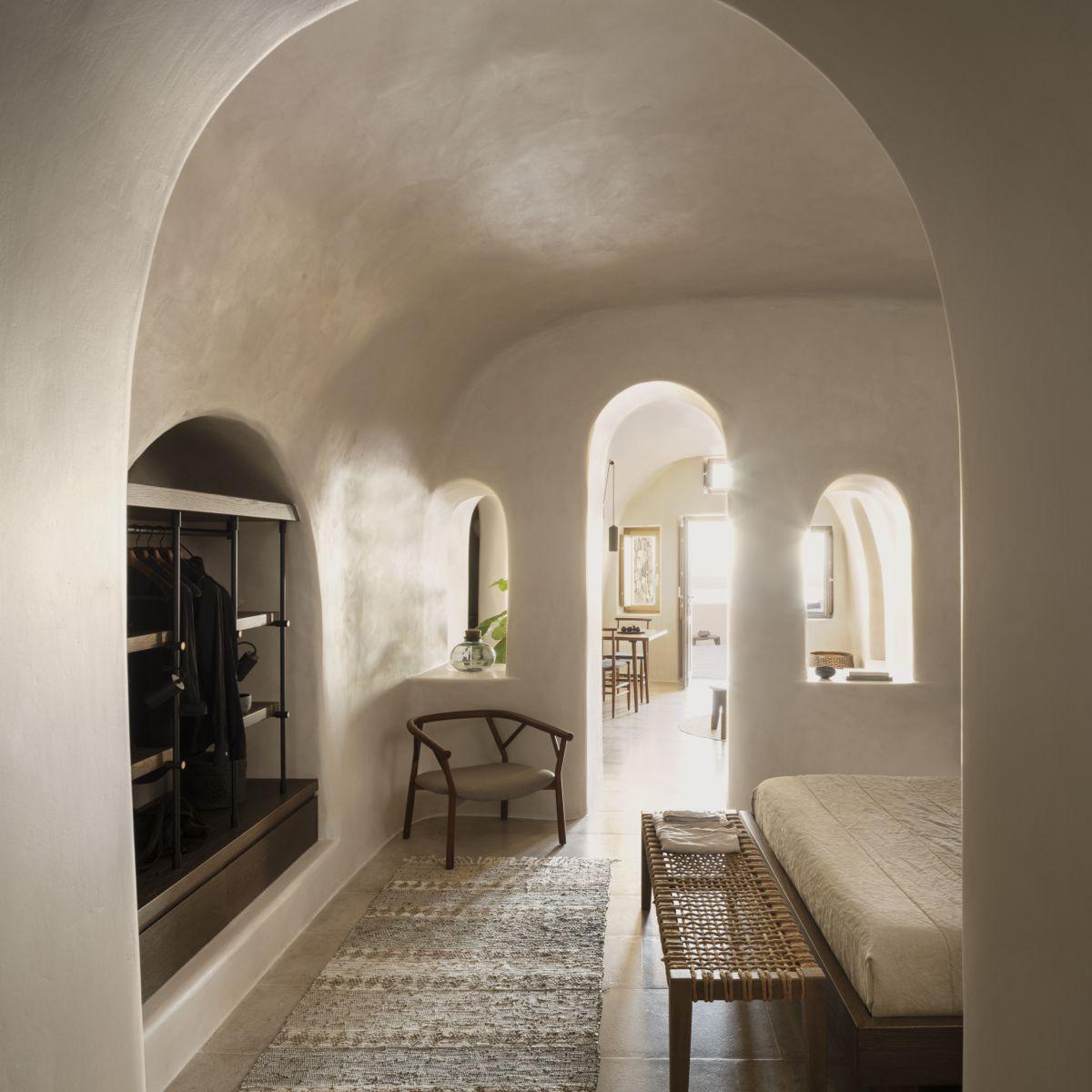 Mediterranean-style interior design