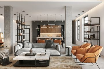 modern designed home