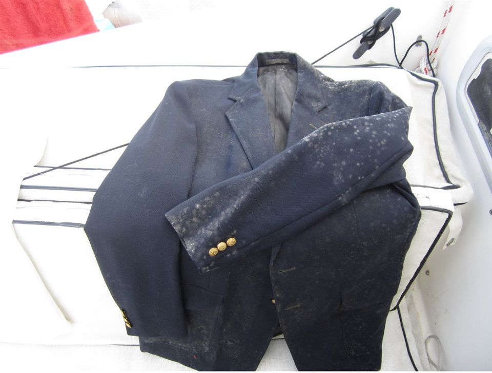 Remove Mildew on Clothes