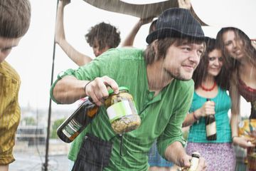 Rained out party