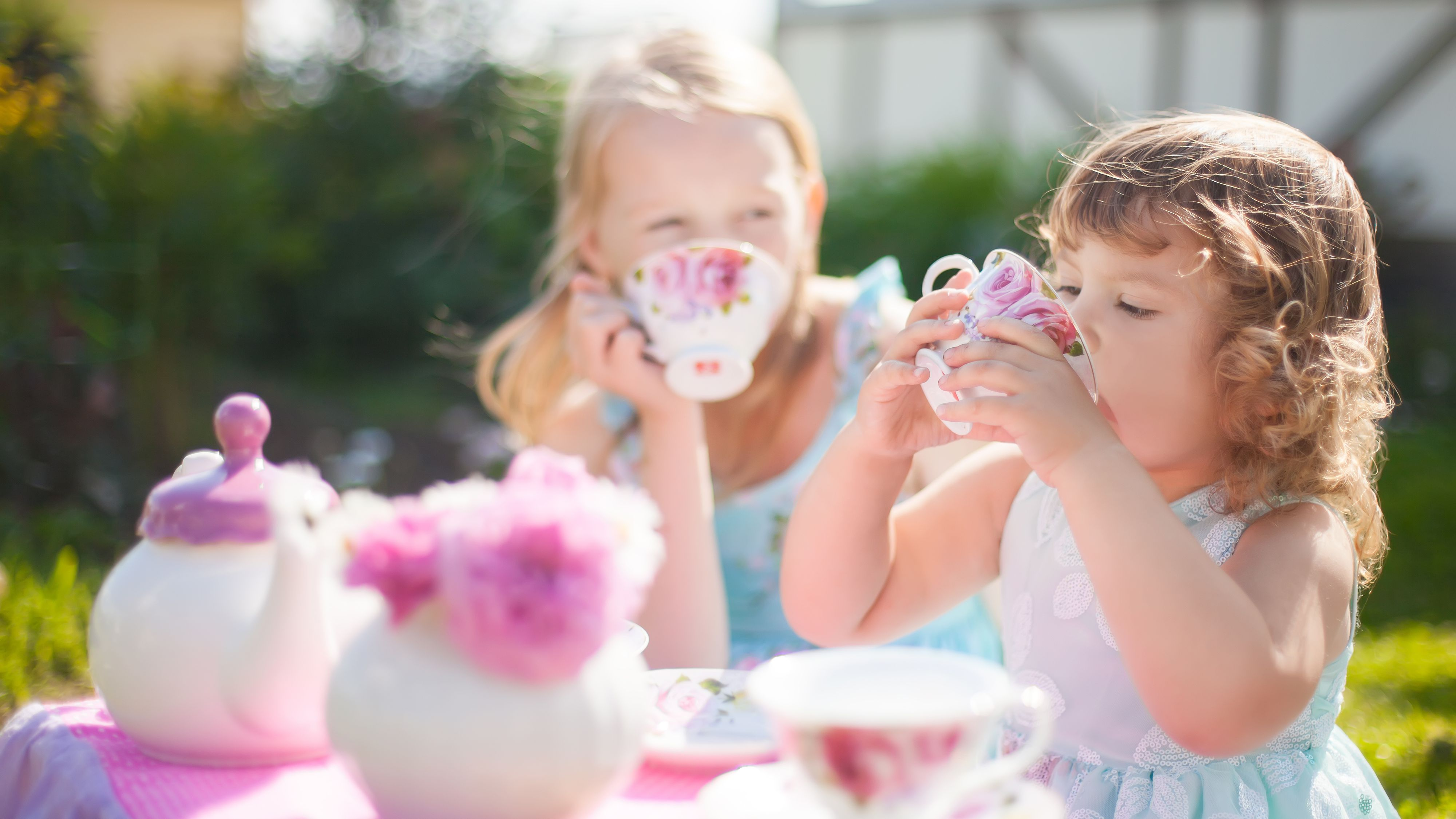 Party Cupcake Decorating Items-Great for Decorative Garden Tea Party Tea Party,