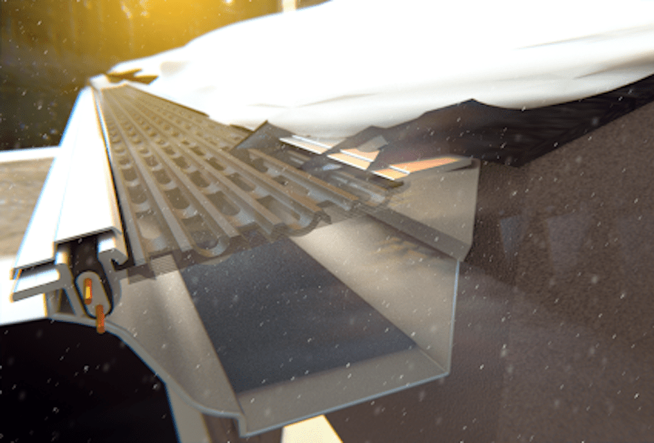 ArmourGuard-Ice Micro Mesh Gutter Guards