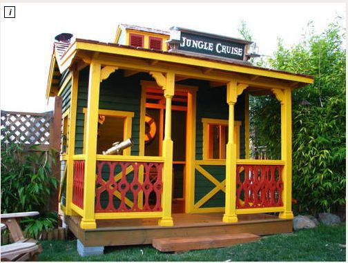 jungle cruise playhouse instructables
