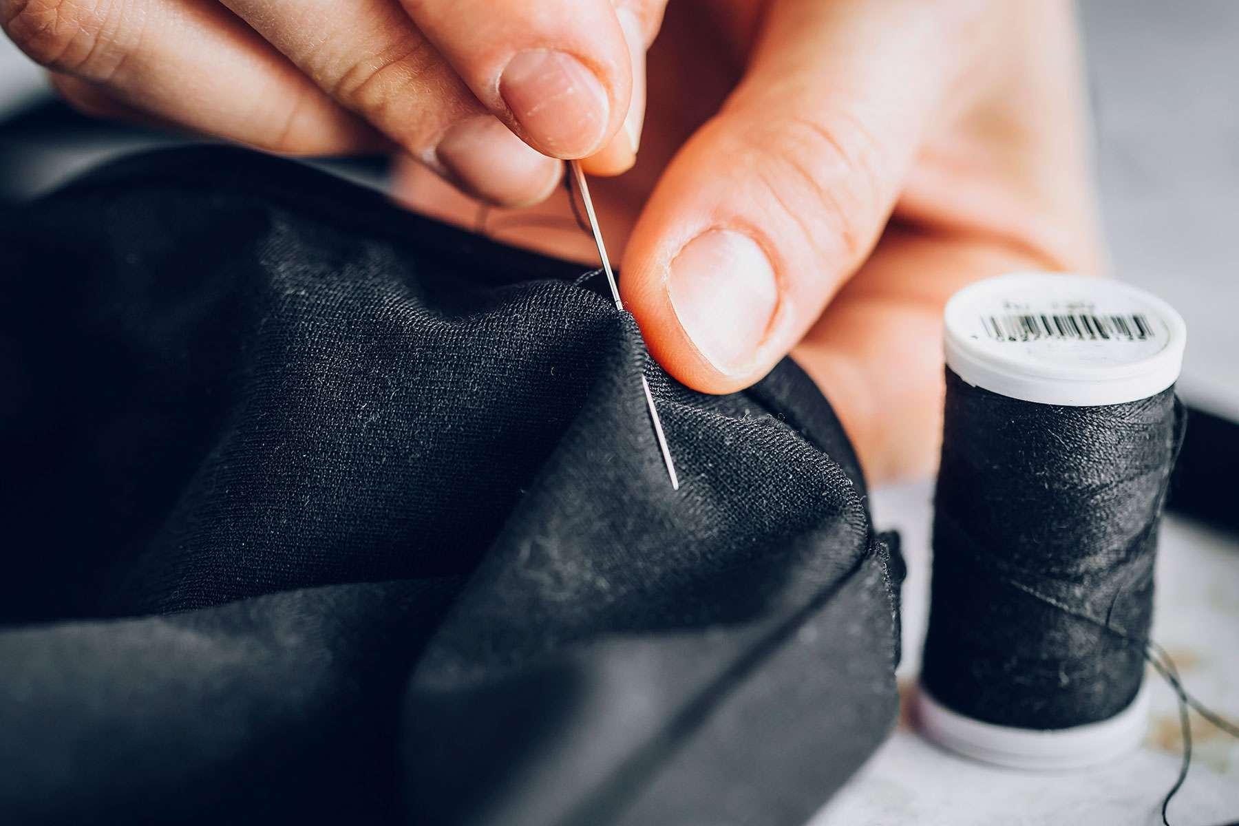 coser un traje de baño