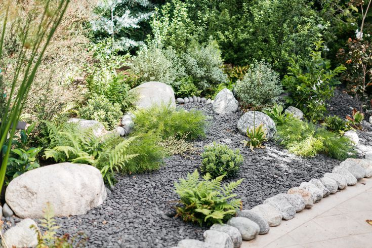 How To Build Rock Gardens For Small Spaces, How To Make A Garden In Small Backyard