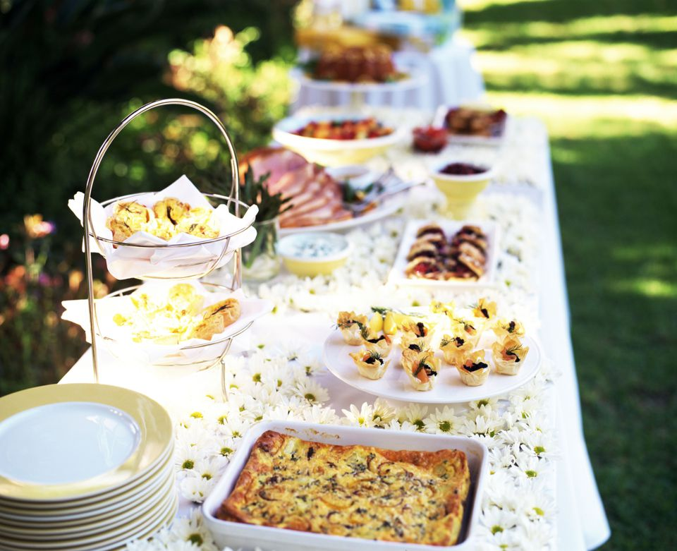 10 Brunch Ideas For Your Wedding